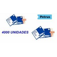 4000 Grapas Petrus cobreadas 23/6
