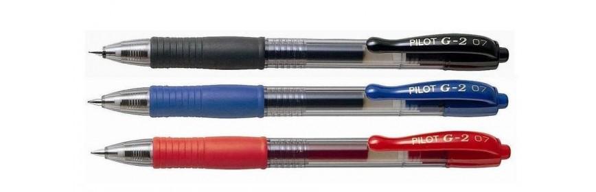 Bolígrafo tinta gel Pilot